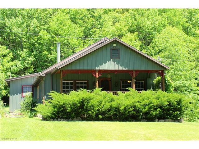 1050 Panther Branch Road, Hot Springs, NC 28743