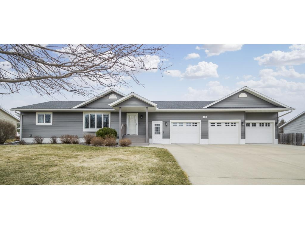 802 10th Street S, Sauk Centre, MN 56378