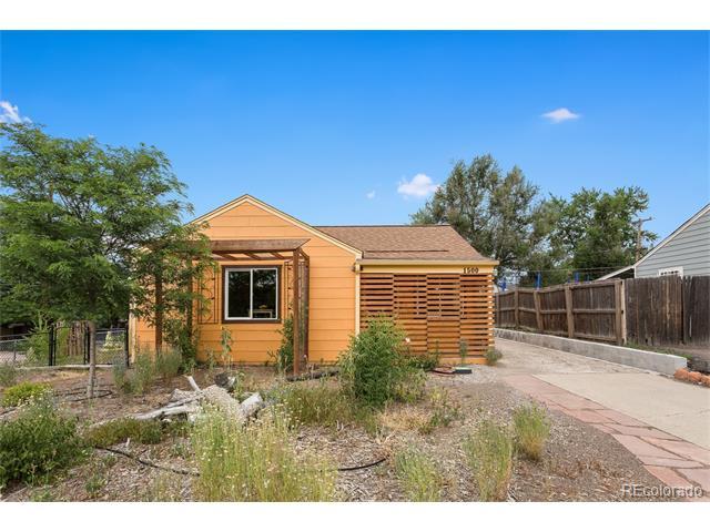 1500 S Raritan Street, Denver, CO 80223