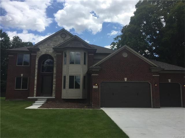 2244 E Square Lake Road, Troy, MI 48085