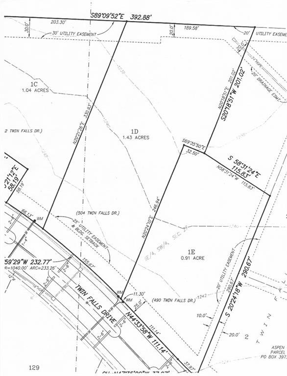 Lot 1D Twin Falls, Farmington, AR 72730