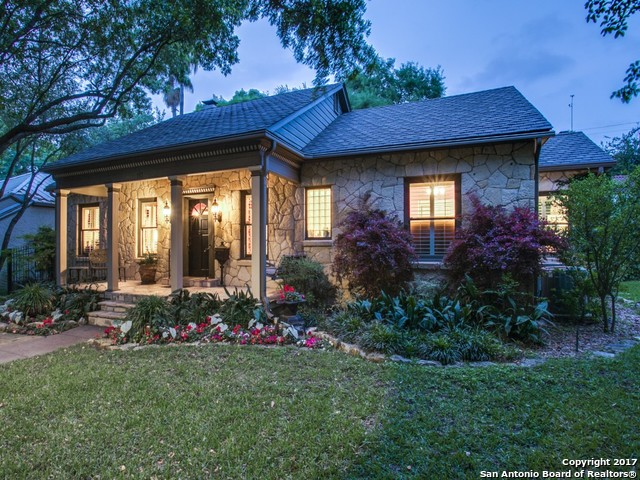 113 Rosemary Ave, Alamo Heights, TX 78209