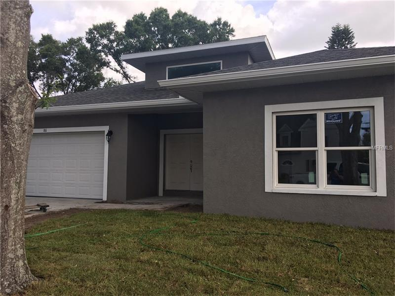 86 S CANAL DRIVE, PALM HARBOR, FL 34684