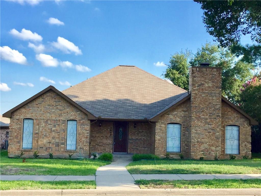 1406 Elizabeth Drive, Carrollton, TX 75007