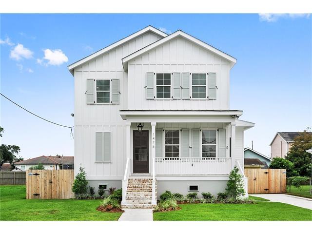 1476 PRESSBURG Street, New Orleans, LA 70122