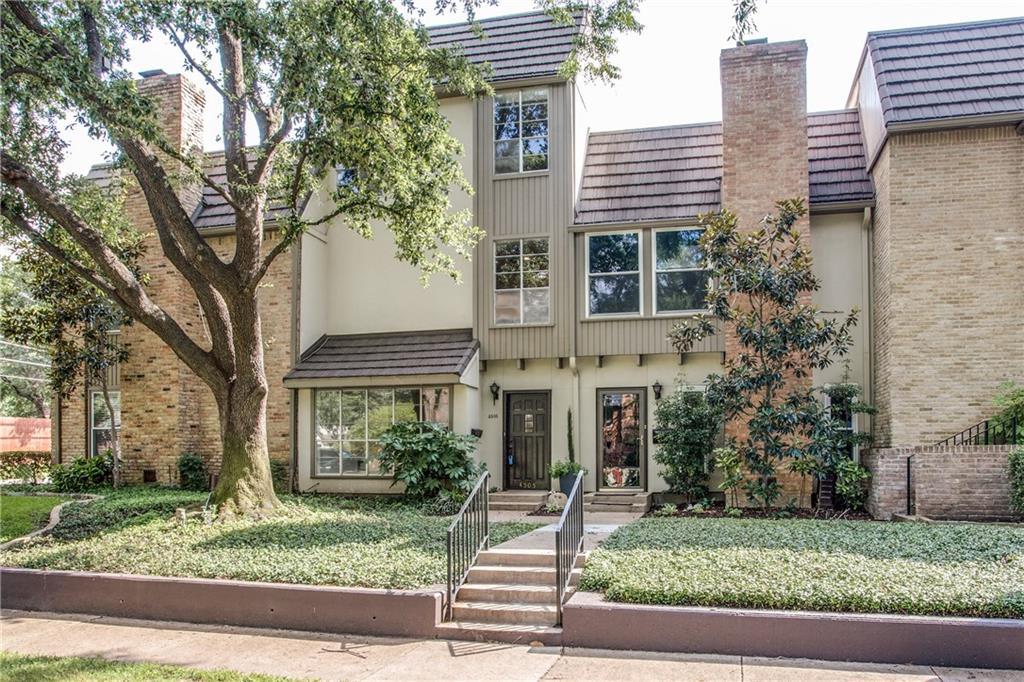 4505 Rawlins Street, Dallas, TX 75219