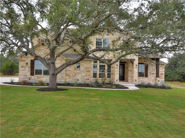 116 Mescalero, Liberty Hill, TX 78642