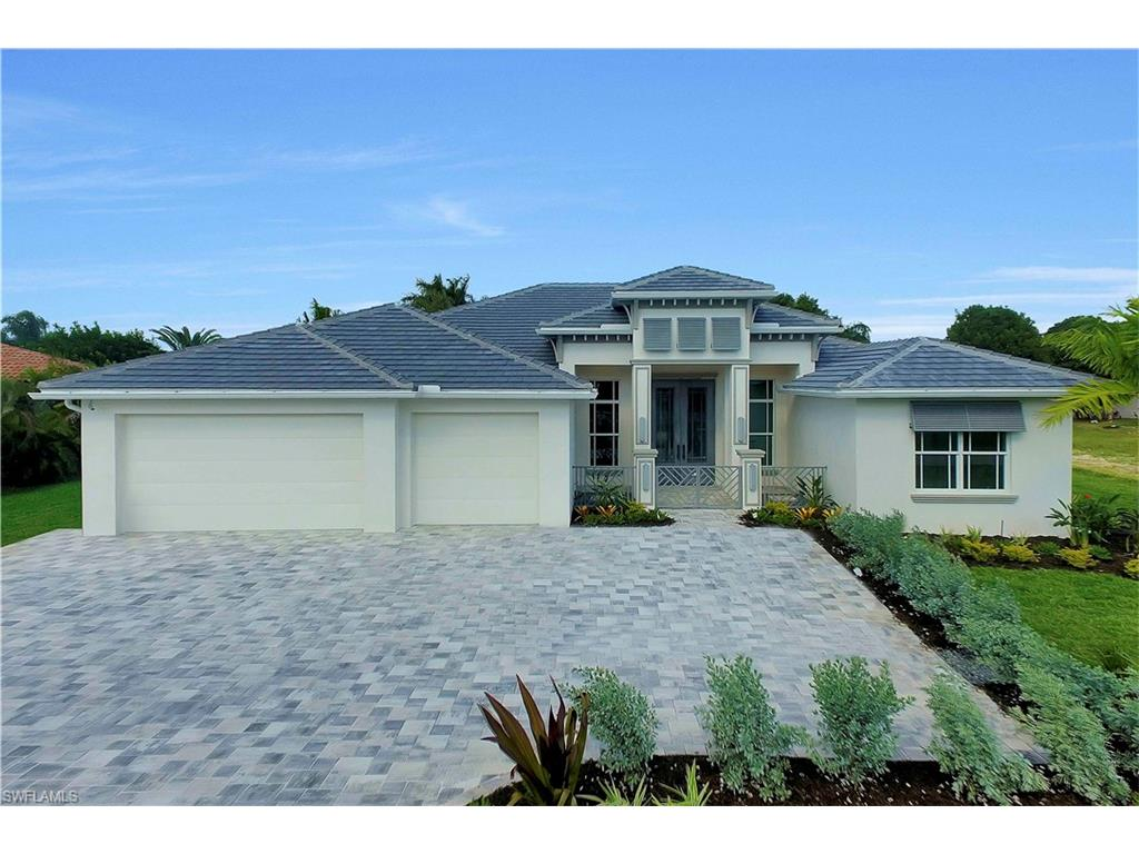 627 Rose Garden RD, CAPE CORAL, FL 33914