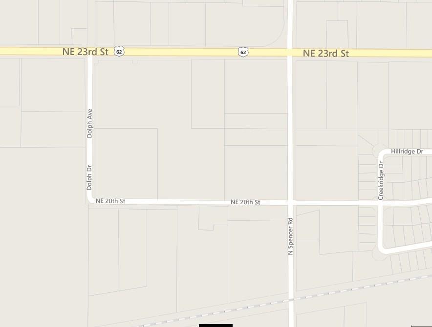 23 & N. Spencer Rd., Spencer, OK 73141