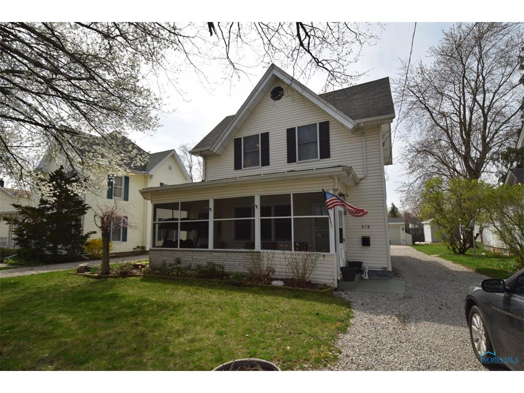 519 Wood Street, Delta, OH 43515