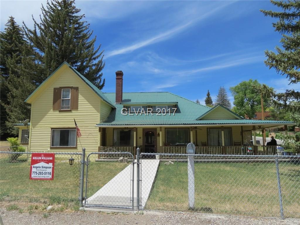 606 CANYON Street, Ely, NV 89301