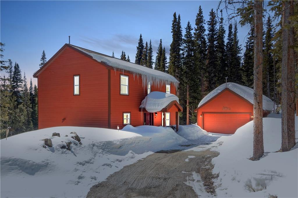 156 Robertson LANE, BRECKENRIDGE, CO 80424