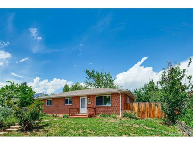 4625 Ludlow Street, Boulder, CO 80305