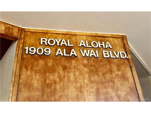 1909 Ala Wai Boulevard 1208, Honolulu, HI 96815