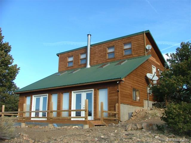 5400 Mitchell Mountain Road, Westcliffe, CO 81252