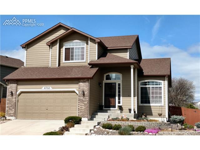 4752 Little London Drive, Colorado Springs, CO 80923