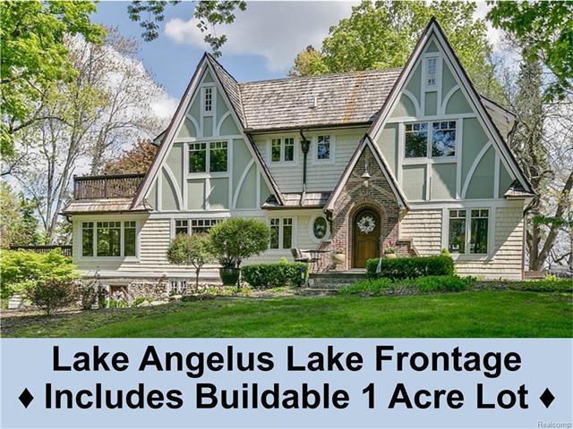 960 Lake Angelus Shores, Lake Angelus, MI 48326