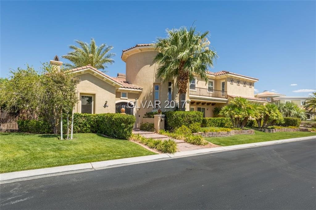 2260 VILLEFORT Court, Las Vegas, NV 89117