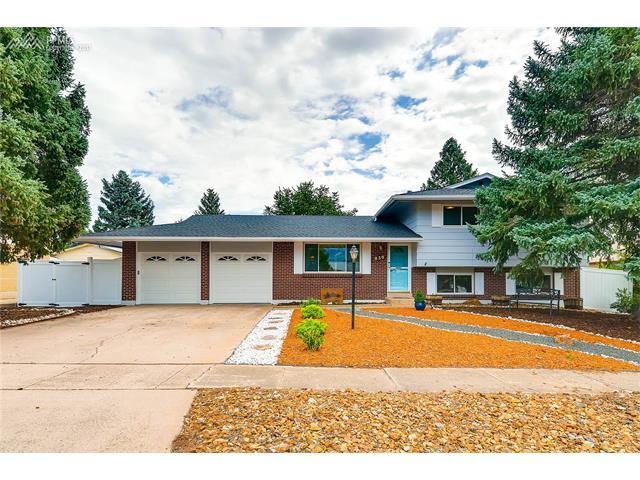 830 Dirksland Street, Colorado Springs, CO 80907