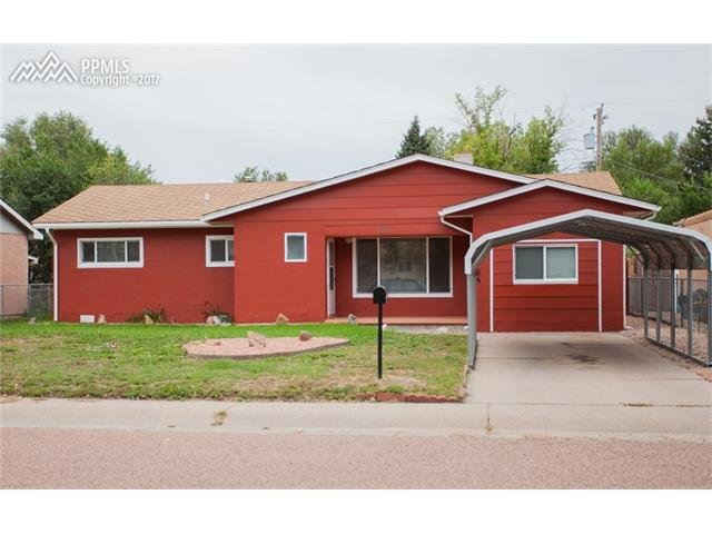 113 Doris Drive, Colorado Springs, CO 80911