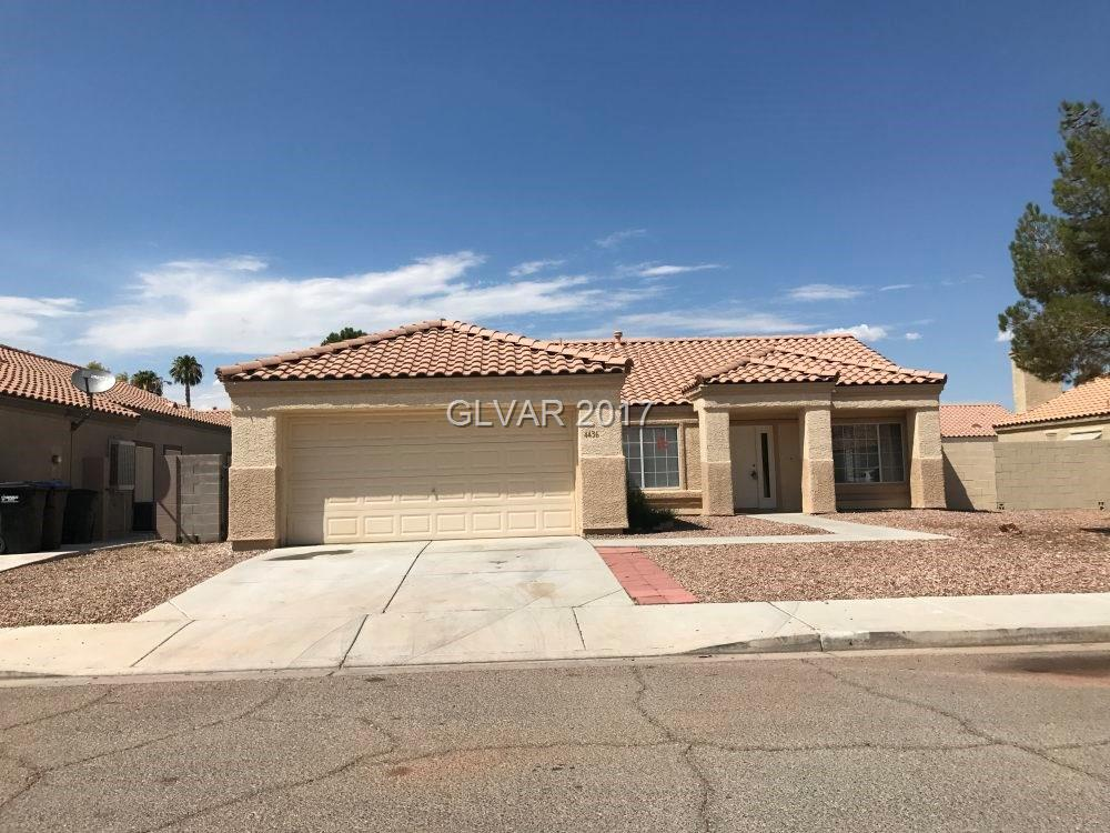 4436 OCEAN BREEZE Avenue, North Las Vegas, NE 89031