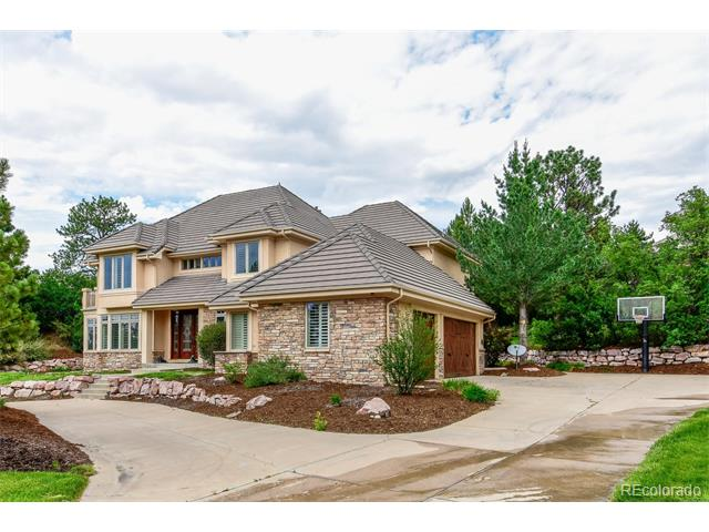 932 Anaconda Drive, Castle Rock, CO 80108