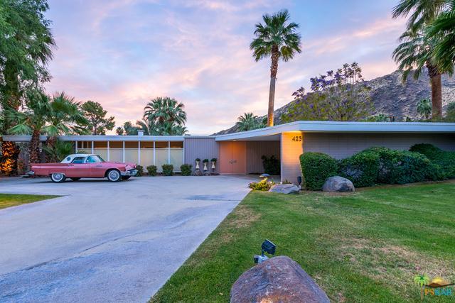 423 W Merito Place, Palm Springs, CA 92262