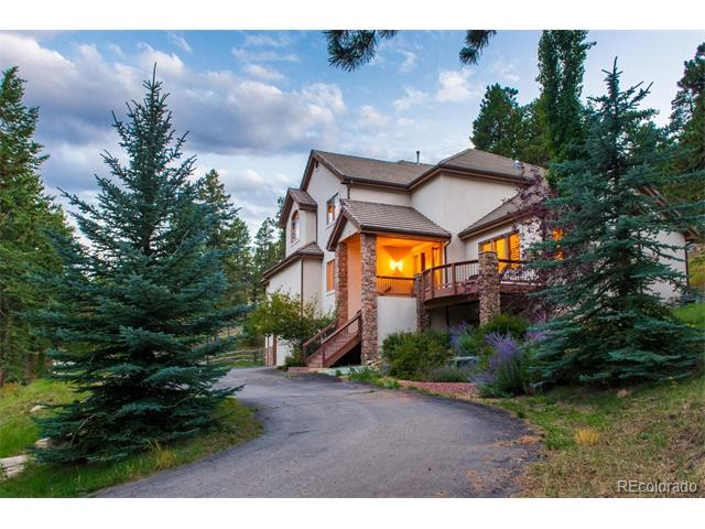 24999 N Mountain Park Drive, Evergreen, CO 80439