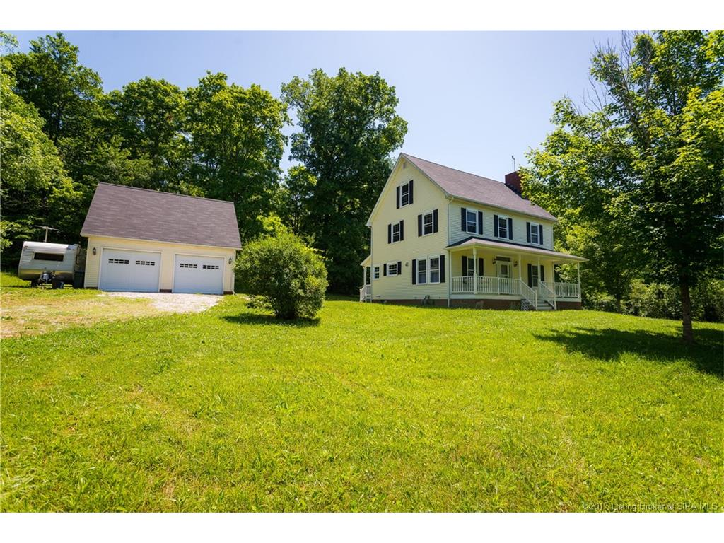 7200 Adolph Road, New Salisbury, IN 47161