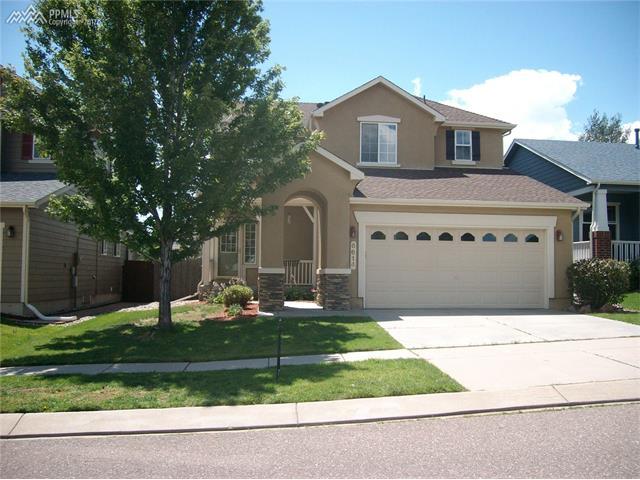 6614 Summer Grace Street, Colorado Springs, CO 80923
