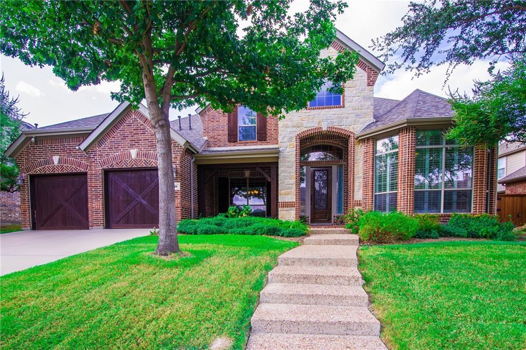 816 Hidden Springs Court, McKinney, TX 75071