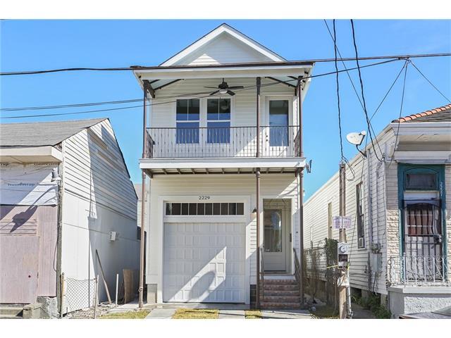 2229 IBERVILLE Street, New Orleans, LA 70119