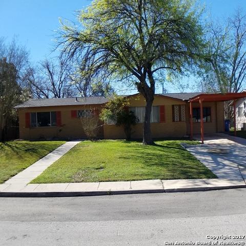 5206 CINDERELLA ST, Kirby, TX 78219