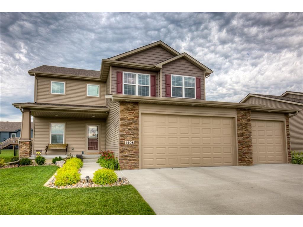 1408 NW Prairie Creek Drive, Grimes, IA 50111