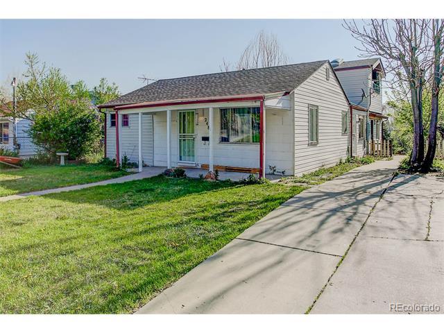 248 S Xavier Street, Denver, CO 80219