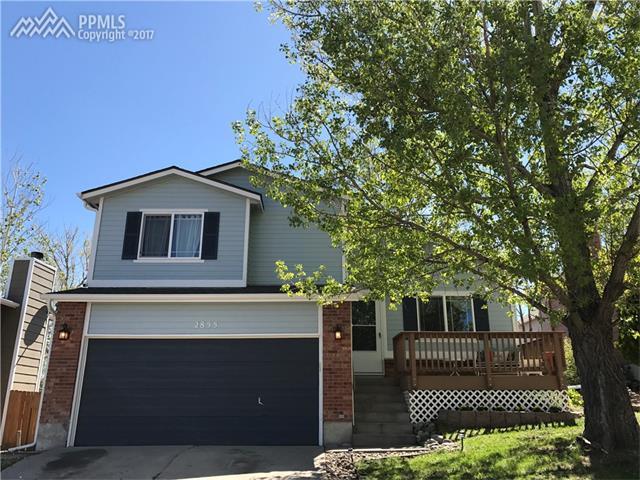 2855 RICHMOND Drive, Colorado Springs, CO 80922