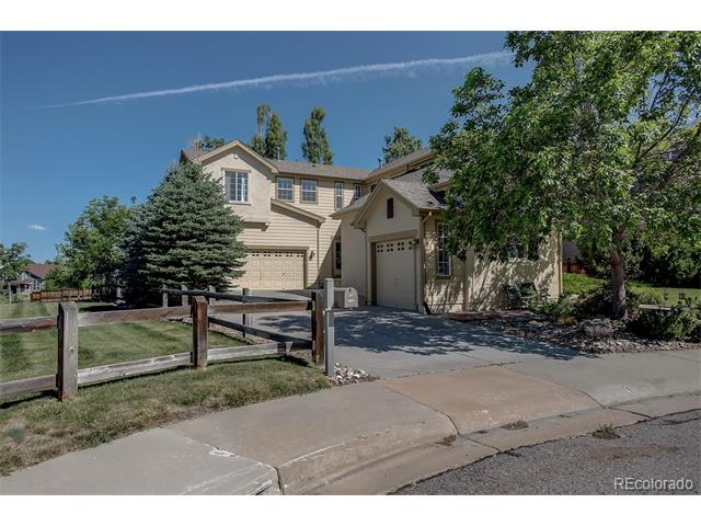 4280 Trailside Court, Castle Rock, CO 80109