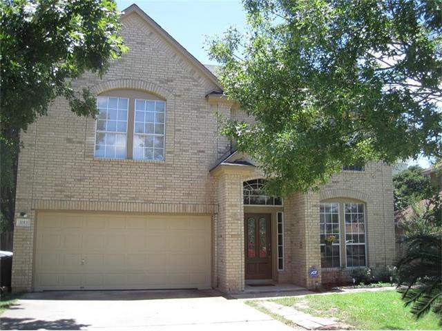 3313 Winding Way N, Round Rock, TX 78664