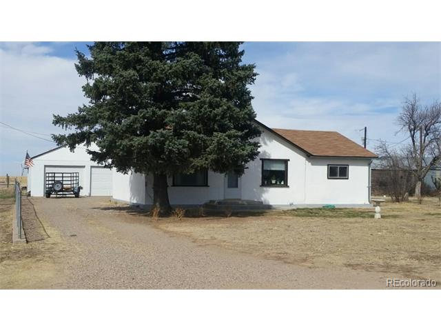 203 Lincoln Avenue, Arriba, CO 80804