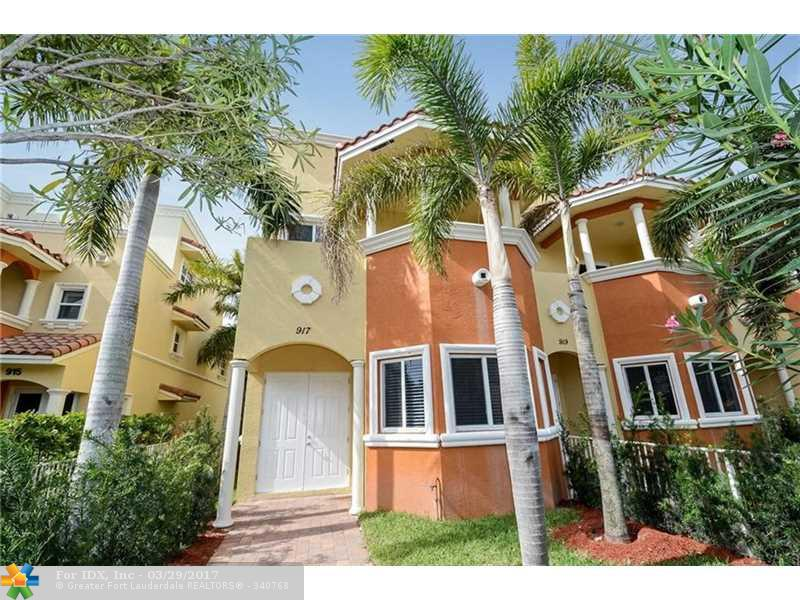 917 NE 17th Way 917, Fort Lauderdale, FL 33304