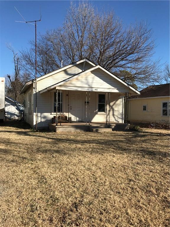 1816 W Oklahoma Avenue, Guthrie, OK 73044