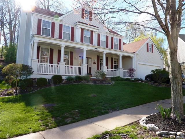 15570 Hitchcock Road, Chesterfield, MO 63017