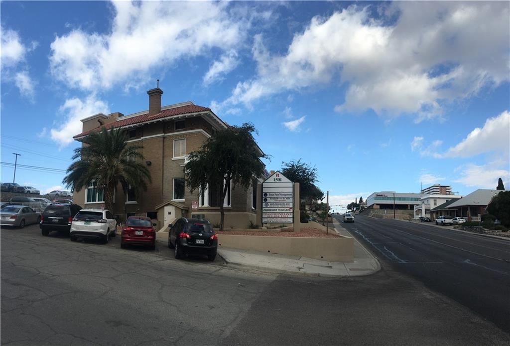 1501 N Mesa Street LL-402, El Paso, TX 79902