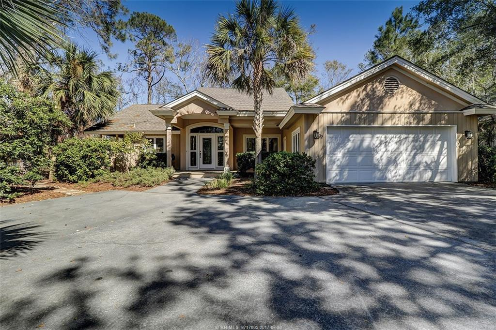 22 Heath DRIVE, Hilton Head Island, SC 29928