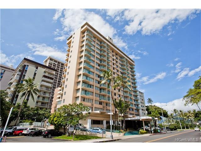 444 Kanekapolei Street 704, Honolulu, HI 96815