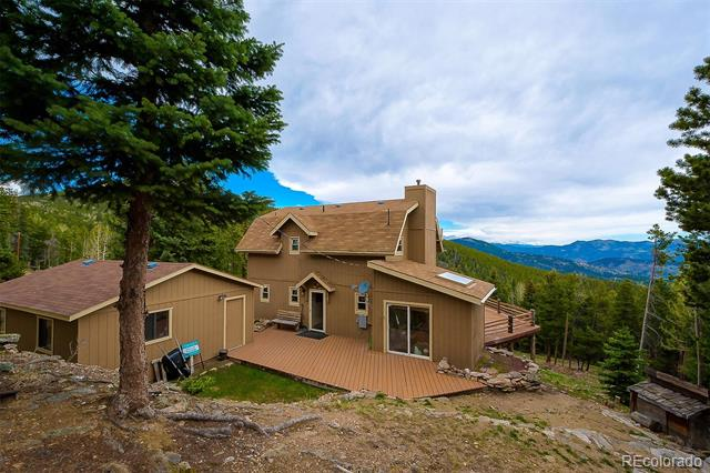 318 Castlewood Drive, Evergreen, CO 80439