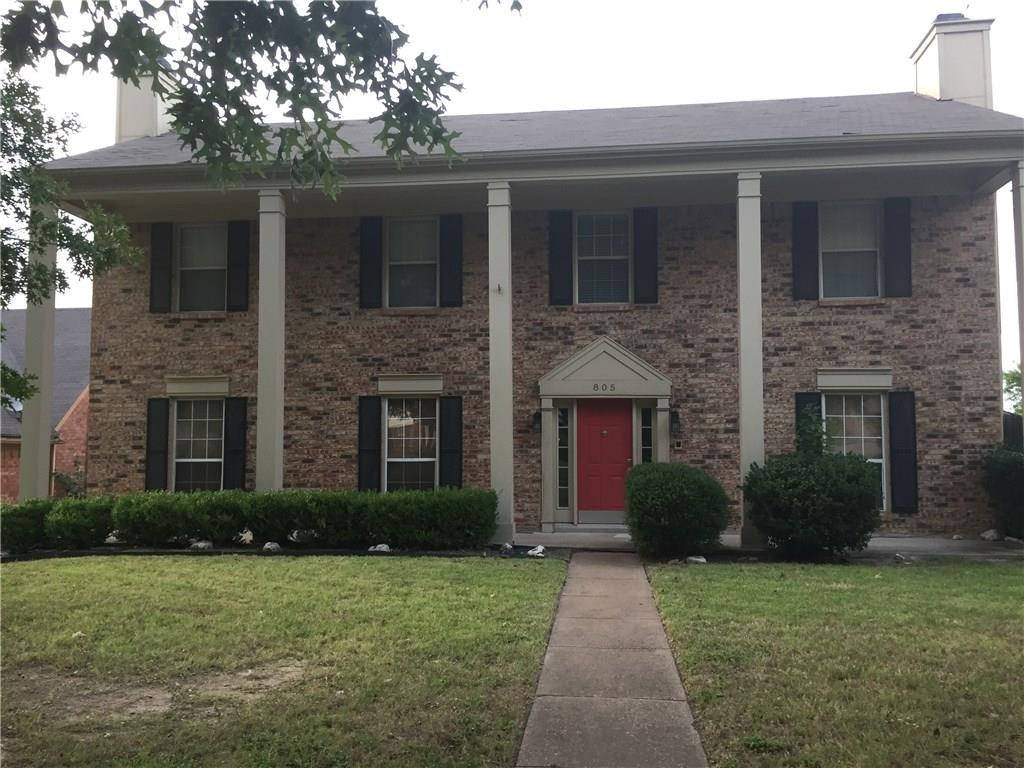 805 Priscilla Lane, DeSoto, TX 75115
