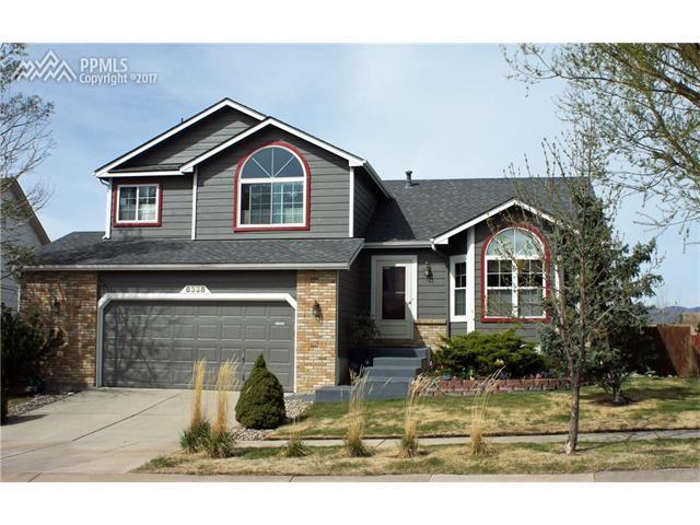 8338 Andrus Drive, Colorado Springs, CO 80920