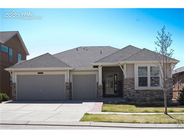 5943 Leon Young Drive, Colorado Springs, CO 80924
