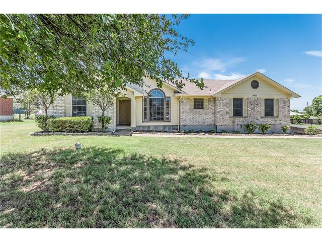 1601 Peridot Rd, Pflugerville, TX 78660